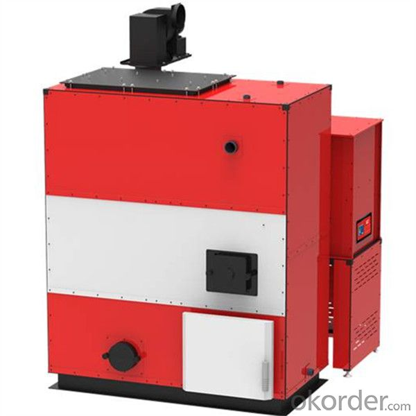Biomass Residential & Commercial Wood Pellet Boiler