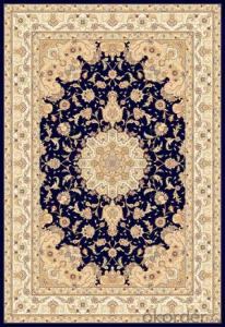 Viscose Rug Wilton Machine Popular Modern Design