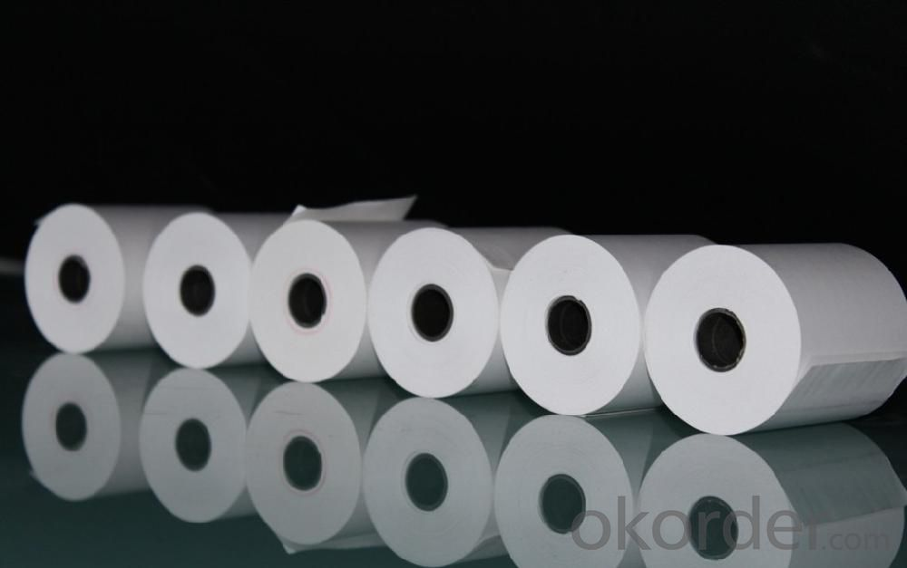 Thermal Rolls for Lotteries, Cash Register Paper, ATM Paper