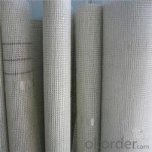 Fiberglass Mesh Applicated on Floor/ Ground