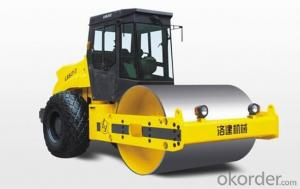 Single Drum Vibratory Rollers LSS2106 for sale
