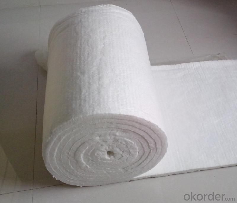 Ceramic Fiber Blanket with High Pure Quality