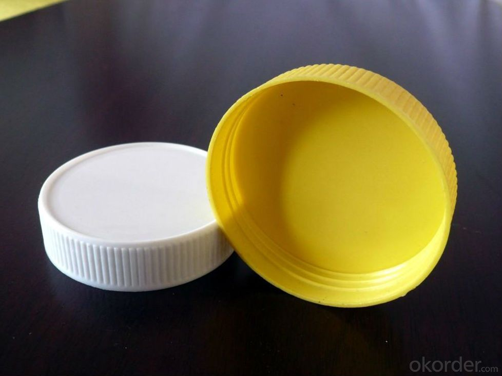 New Material PE PP Plastic Bottle Cap for Sale