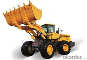 Changlin Brand 6ton Wheel Loader 966