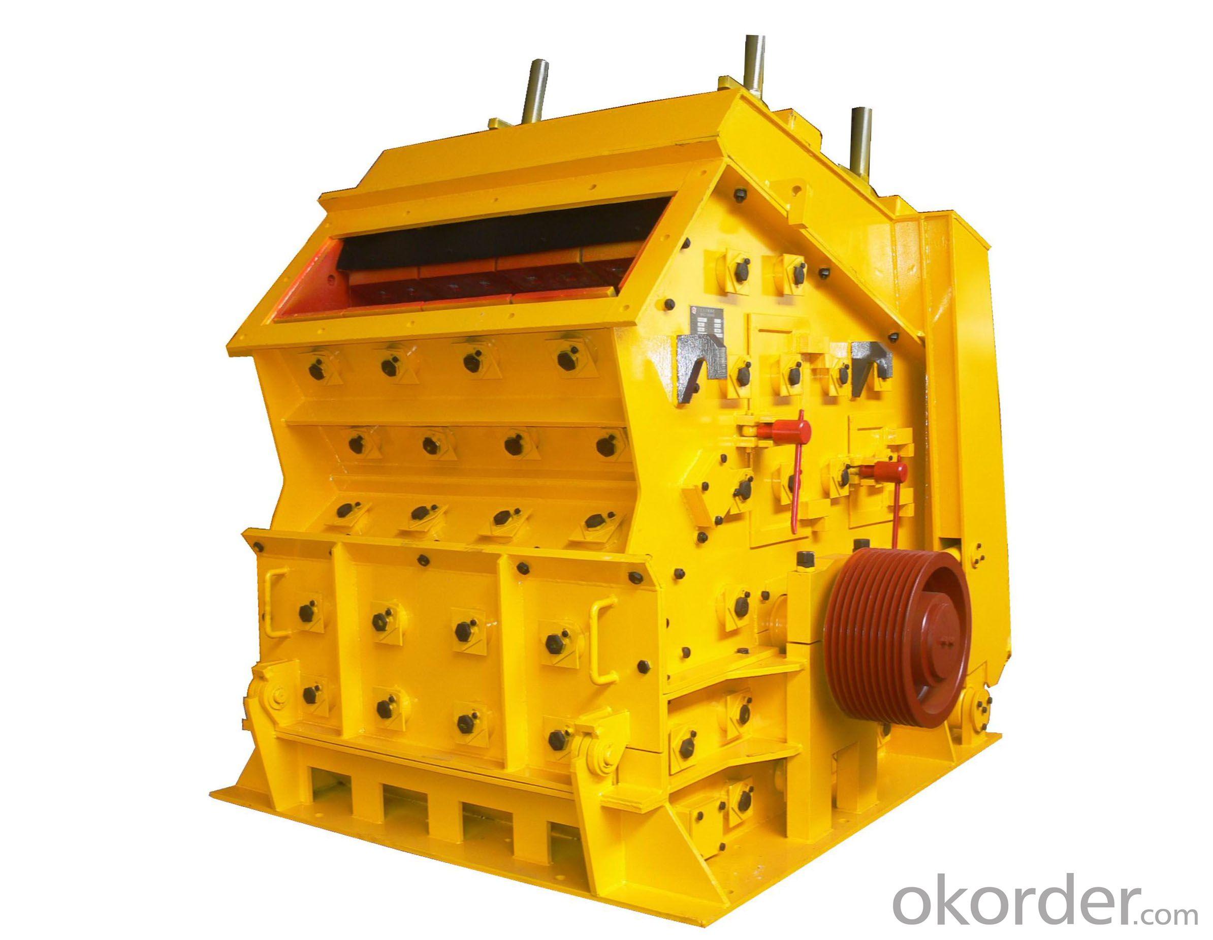PF1214 Impact Crusher Machine For Mining