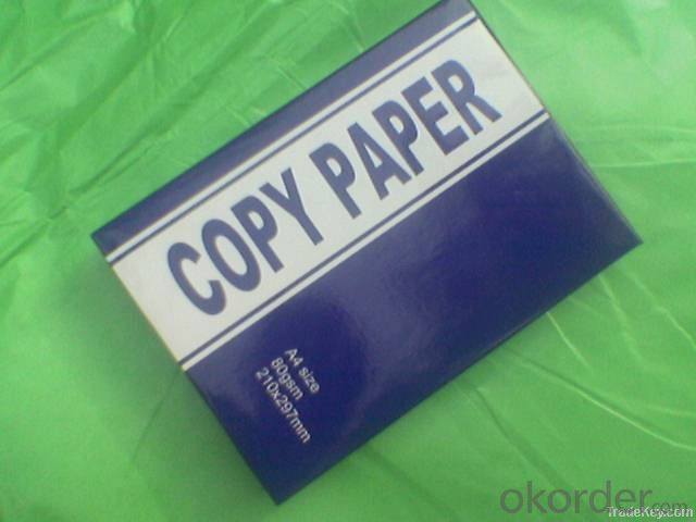A4 Copy Paper 70g 80g 75g, A475g, A480g