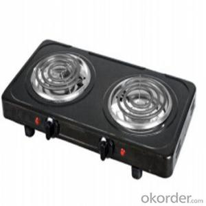 Electric Spiral Stove Touch Control Electric