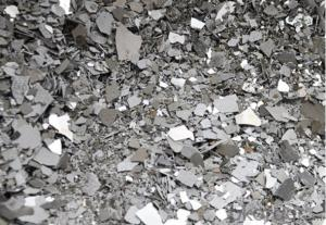 Electrolytic Manganese Flakes Mn 99.7%min Used in Steel-Making