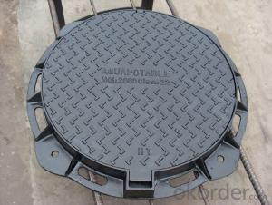 Manhole Covers Cast Iron ,Cast Iron Chamber Cover