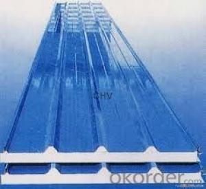 Prepainted Steel for Roofing (Galvanized Steel with Lacquer Coating)
