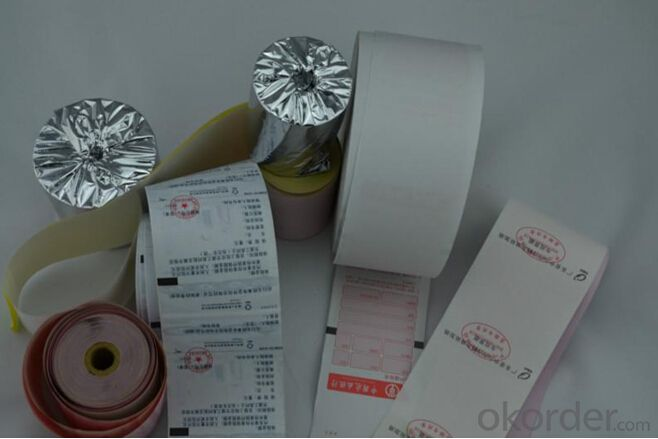 OEM Printed Thermal Paper Roll/Cash Paper Register