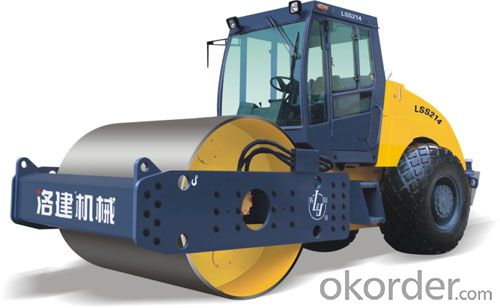 Single Drum Vibratory Rollers LSS2303 for sale