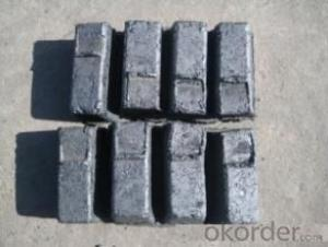 Carbon Electrode Paste   block with high quliaty