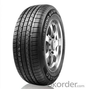 Passager Car Radial Tyre of Crosswind 4X4 HP