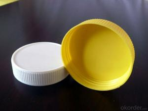Plastic Cap for Beverage Bottle PCO 28MM PP Plastic Cap for Carbonated Soft Drink