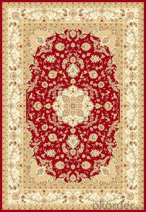 Viscose Rug Wilton Machine Hot Sale Persian Washable Carpet