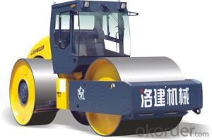 New Design Static Three Wheel Roller manufactured in China LGU2124