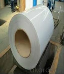 Prepainted Steel Rolled/Cold Rolled Steel Coil Prepainted