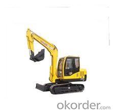 Mini excavators with 2 tons lifting capacity and yuchai engine