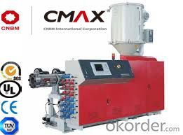 JWS Series Single  Screw Extruder  For Plastic
