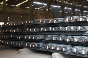 High quality deformed bars with grade HRB400