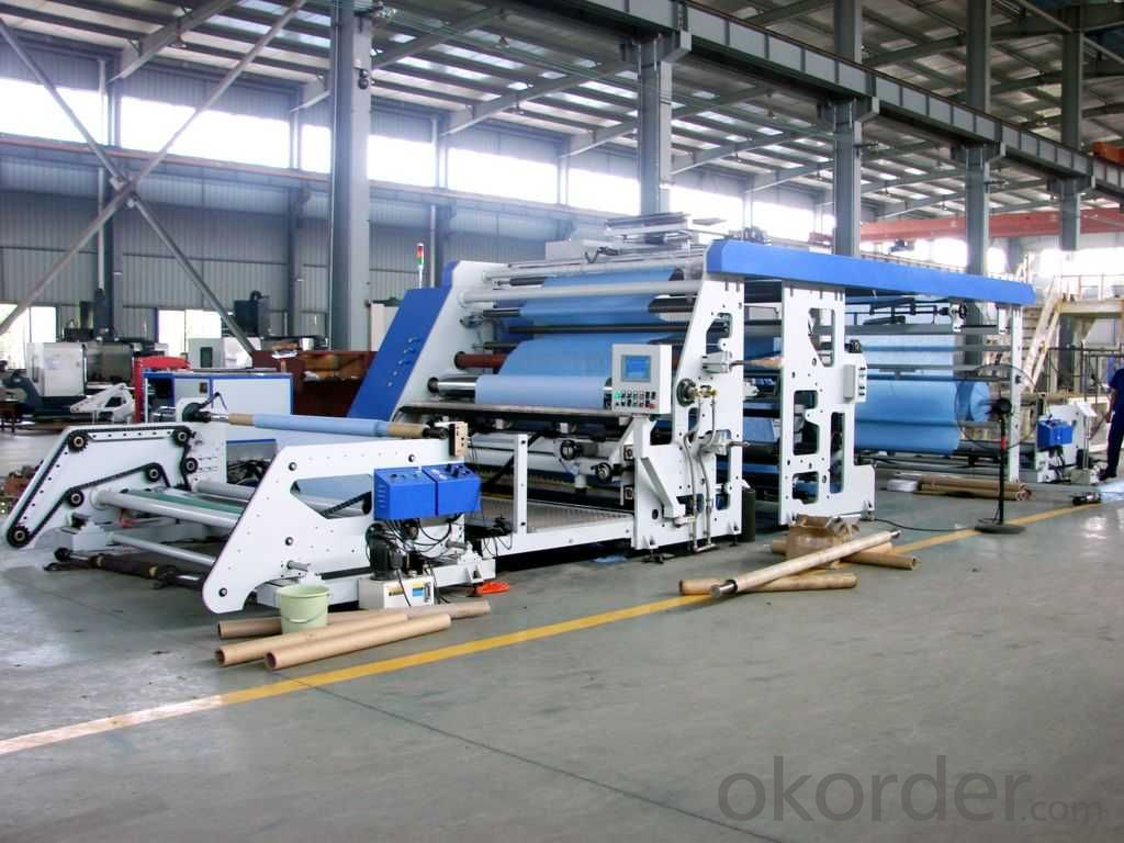 SHHD Auto Matic Hot Melt Coating Machine