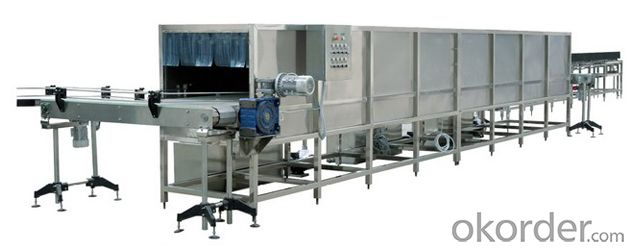 YL/YW Series Bottle Cooling Machine/Bottle Warming Machine YL300