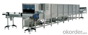 YL/YW Series Bottle Cooling Machine/Bottle Warming Machine YL150
