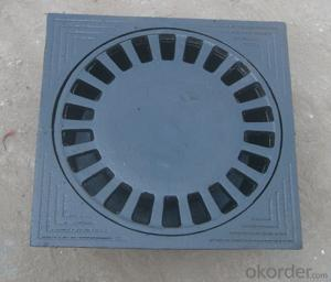 Manhole Covers and Frames Ductile Cast Iron D400 Lockable