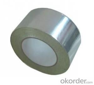 Aluminum Foil Tape Single Sided Self Adhesive