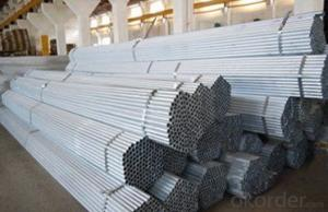 Pre-galvanized  Pipe America Standard Q235 A500 150g Hot Dipped
