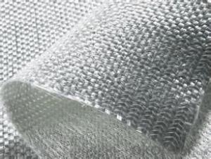 E-glass Fiber Woven Roving Fabric For GRP Usage
