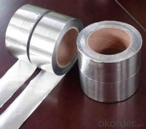 Aluminium Foil Tape Good Tensile Strength Stable Chemical Performance