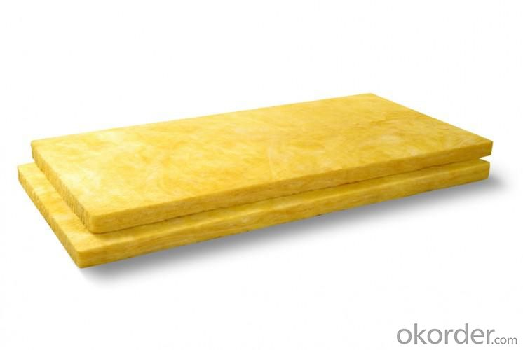 Buy glass wool insulation blanket cnbm glass wool building for Glass fiber blanket insulation