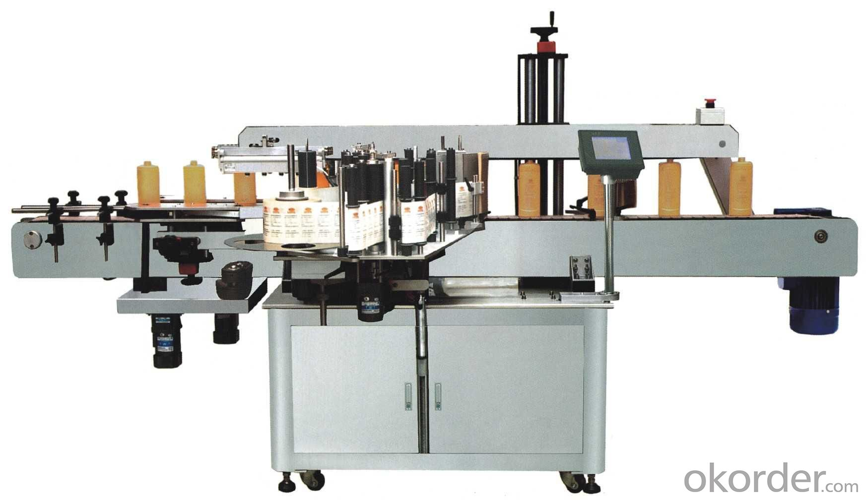 Automatic Cold Glue Labeling Machine JC-X
