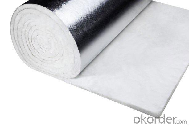 reinforced Aluminum foil mesh fiberglass scrim mineral&glass wool insulation