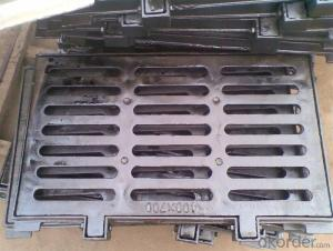 Manhole Covers and Frames FM-M-DN600 D400 EN124