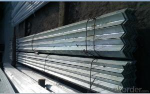 Prime Low Carbon Steel Equal Angle Bars GB Standard