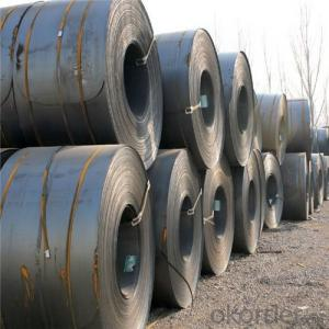 Hot Rolled Steel Coil Used for Induxtry with Quality