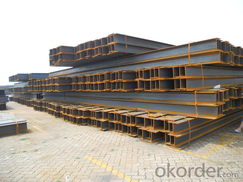 Hot Rolled Structural Steel H-beam with all Size