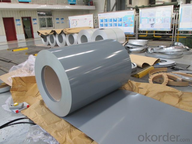 HOT DIP GALVANIZED STEEL COIL 0.17*750MM