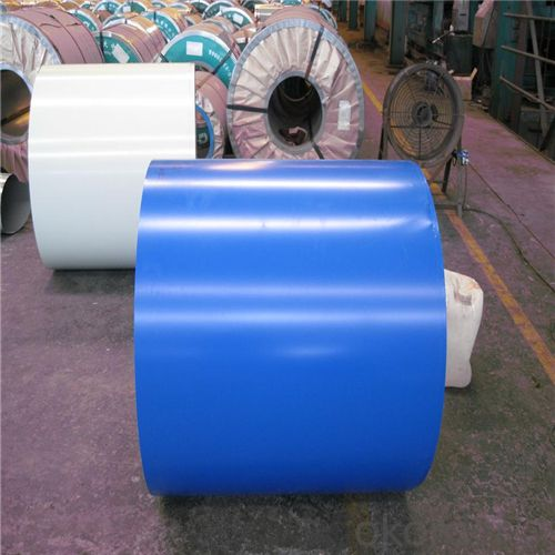 Pre-painted Aluzinc Steel Coil Used for Industry
