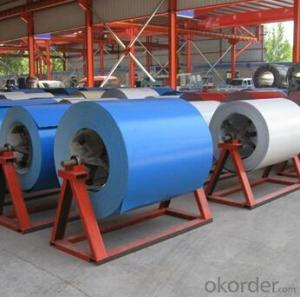 Color Coated Steel Sheet In Coils Hot Sell