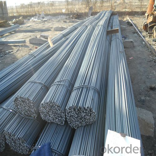 Deformed Steel Bar Reinforced Deformed Steel Bar  HRB400