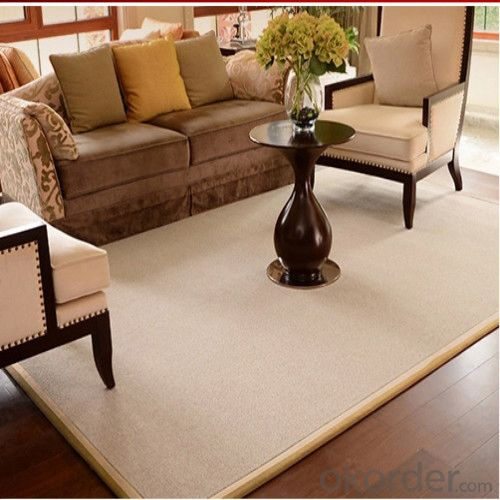 Carpet Tiles through Hand Make with Modern Design for Hotal