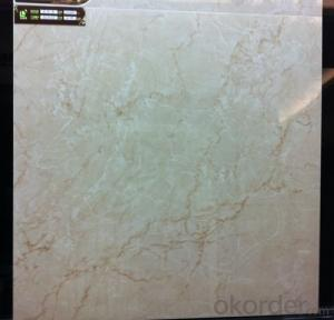 Full Polished Glazed Porcelain Tile 600 XD6A266