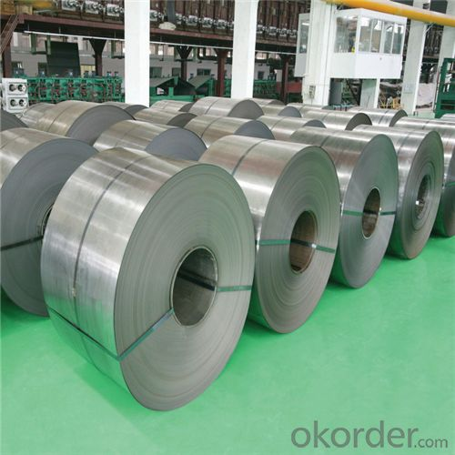 Pure Cold Rolled Steel Coil Used for Industry
