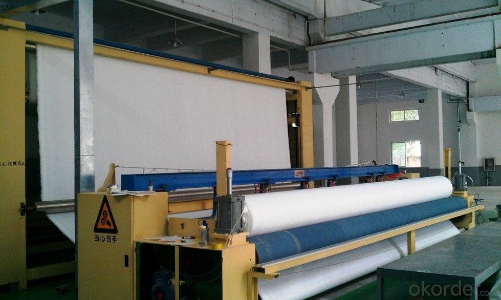 High Tensile Strength Spunbond Nonwoven Fabrics