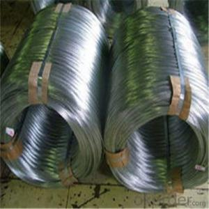 Galvanized Iron Wire for Building  with High Quality