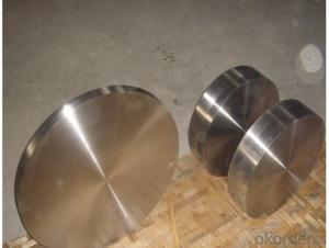 Titanium Disc of GR2 GR4  can be make to order